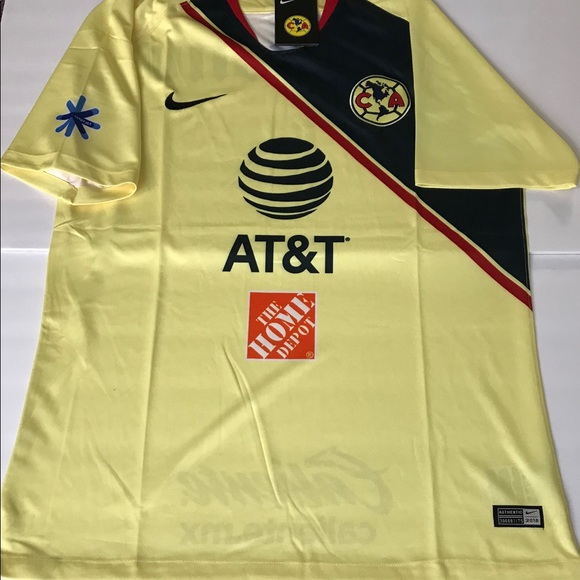 premium selection 5062f af831 Club America Jersey New 2018 Home (local jersey)